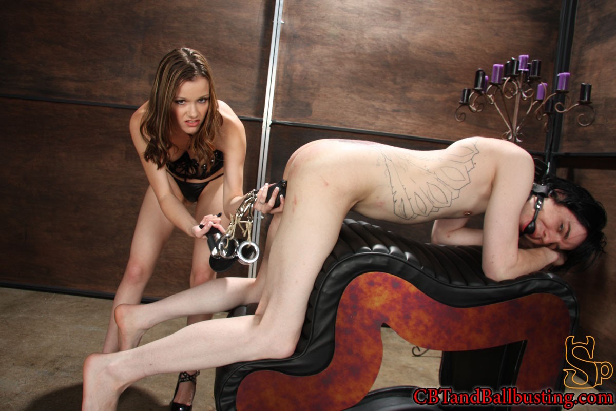 Femdom cbt pictures